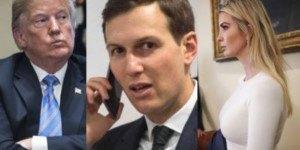 Trump, Kushner and Ivanka